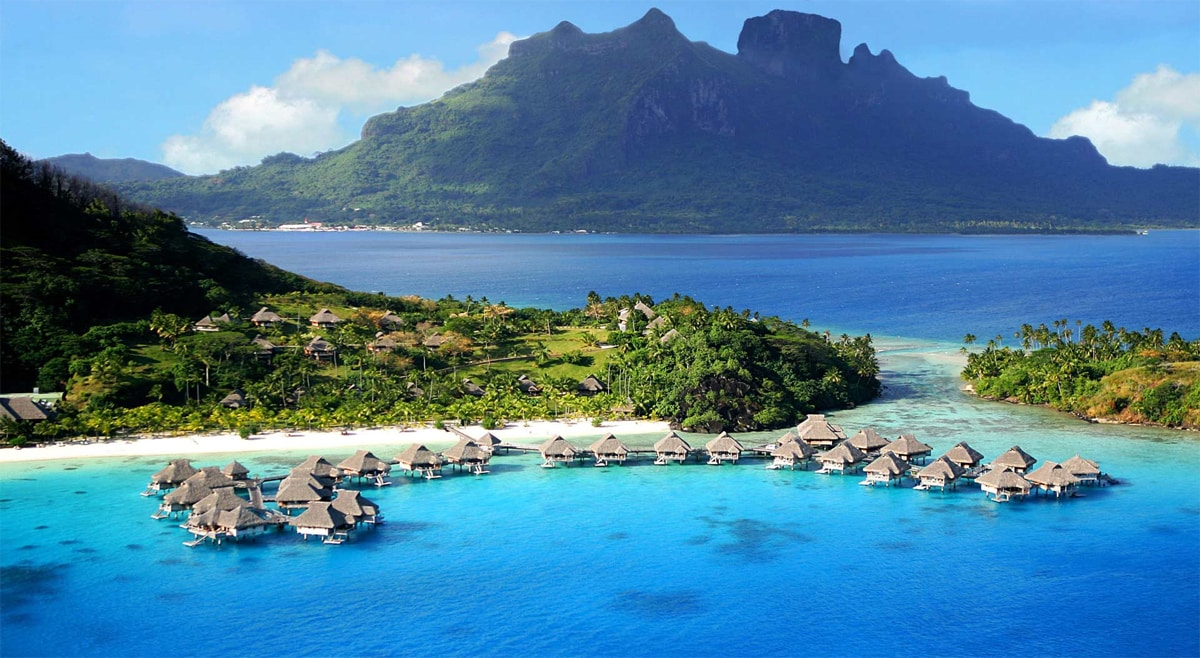 Le Taha'a Island Resort and Spa, French Polynesia