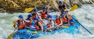 Top 5 Tips for Beginners Who Want to Try White Water Rafting in Colorado