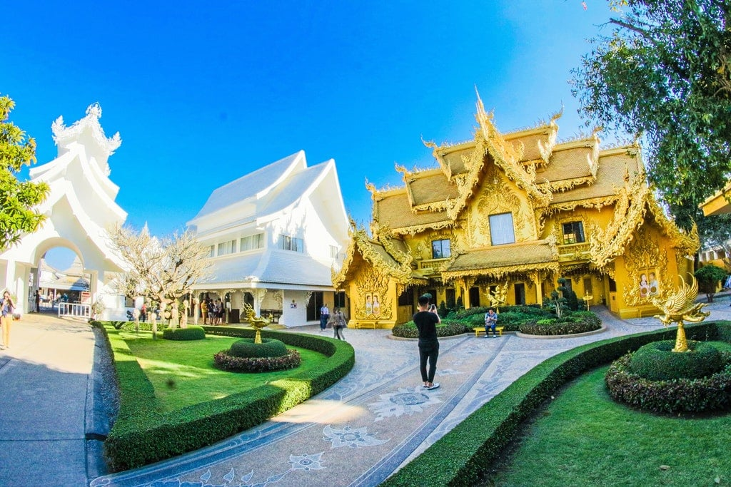 Experience amazing Thailand
