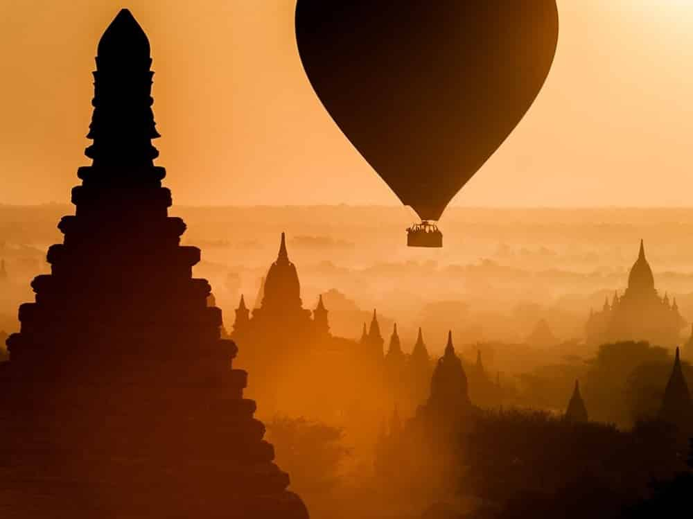 The Kingdom Of Bagan, Myanmar
