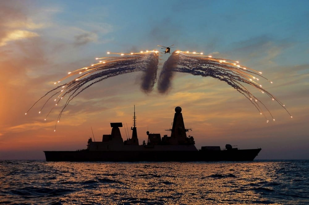 The Royal British Navy