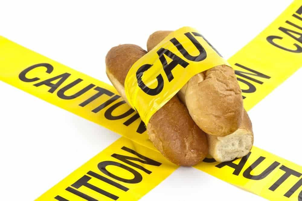problem with gluten