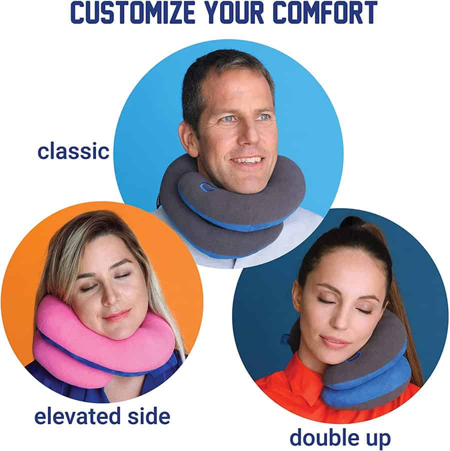 Luxurious Travel Pillow