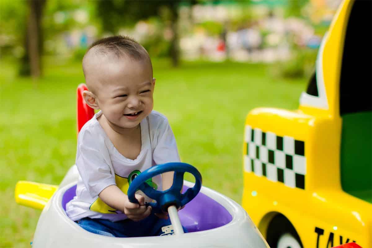Child's car