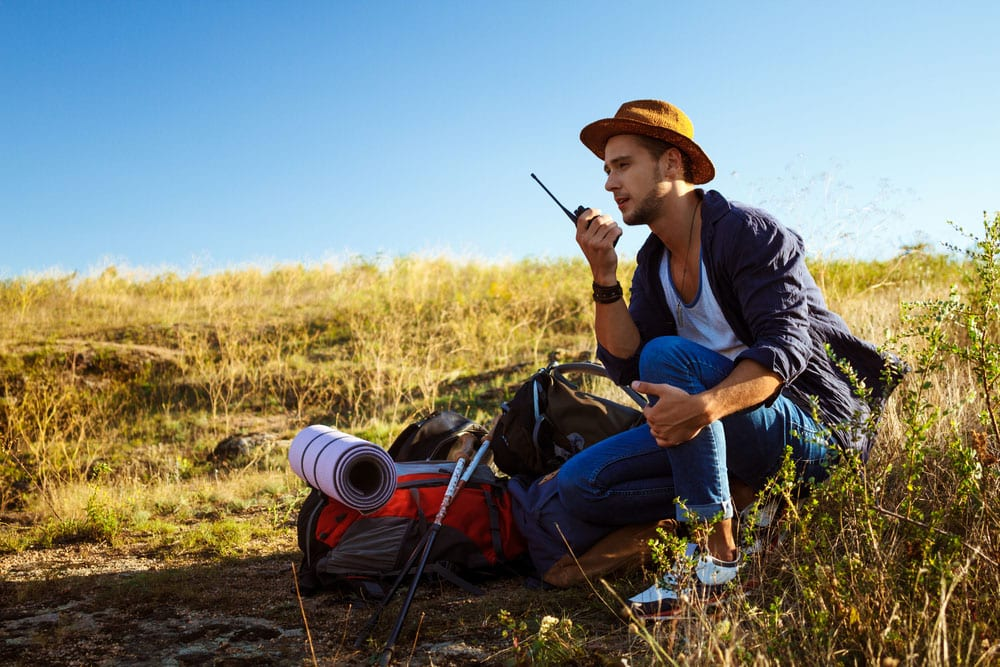 Walkie Talkie Services for Travelling