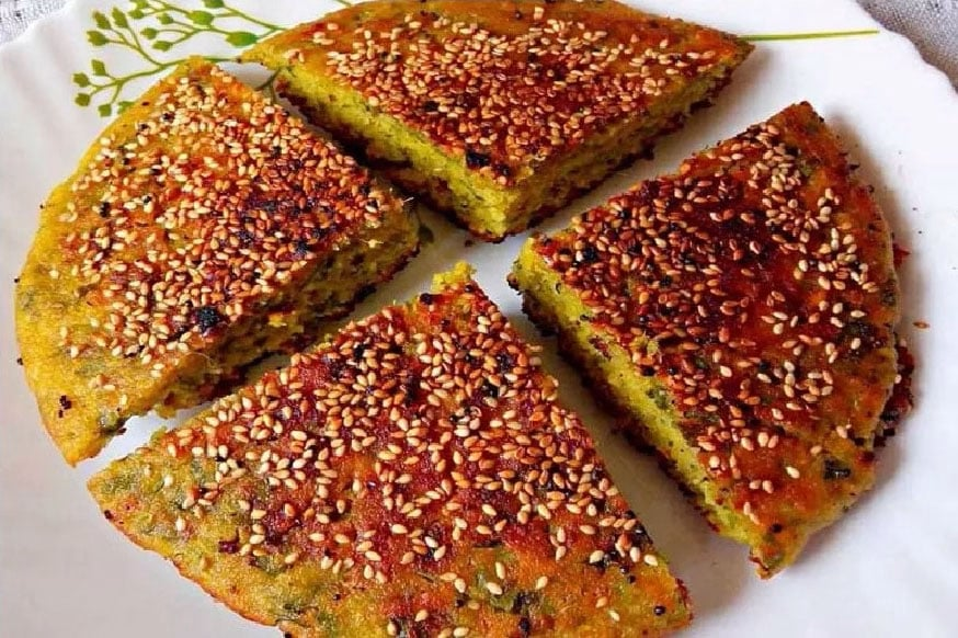 Savoury Cake of Gujarat