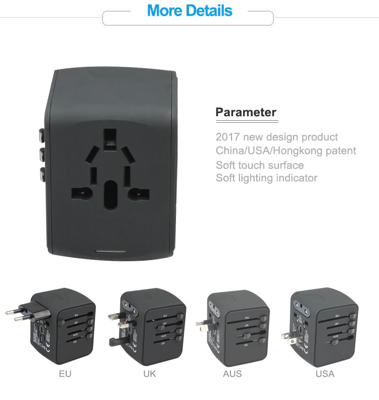 Travel Adapter More Details