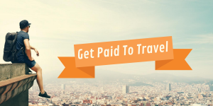 Traveling Photographer - Get Paid To Travel