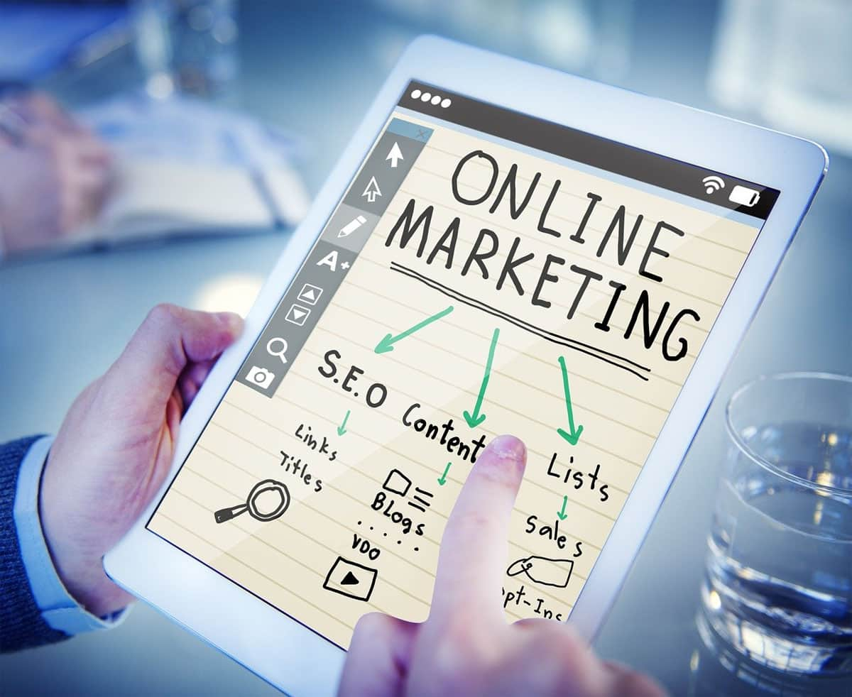 Online Marketing with SEO
