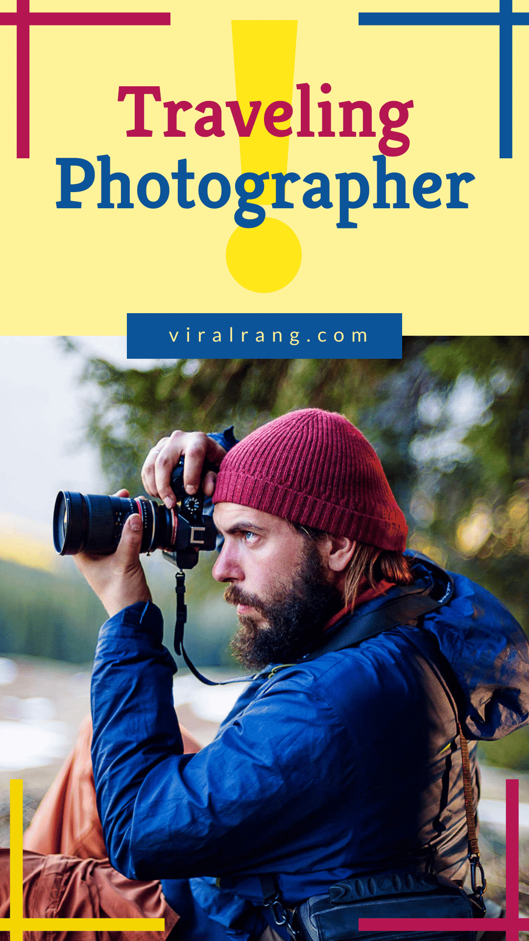 Traveling Photographer