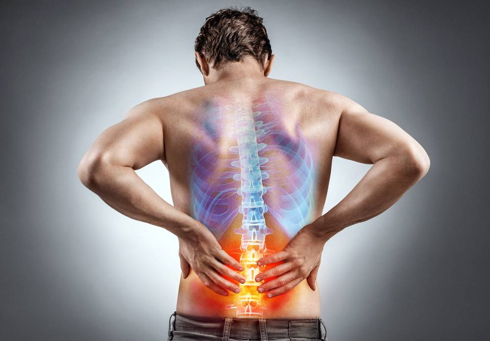 How To Manage And Deal With Back Pain