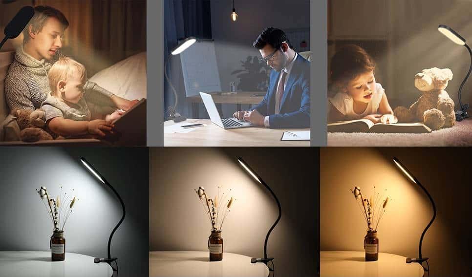 Adjustable Desk Lamps