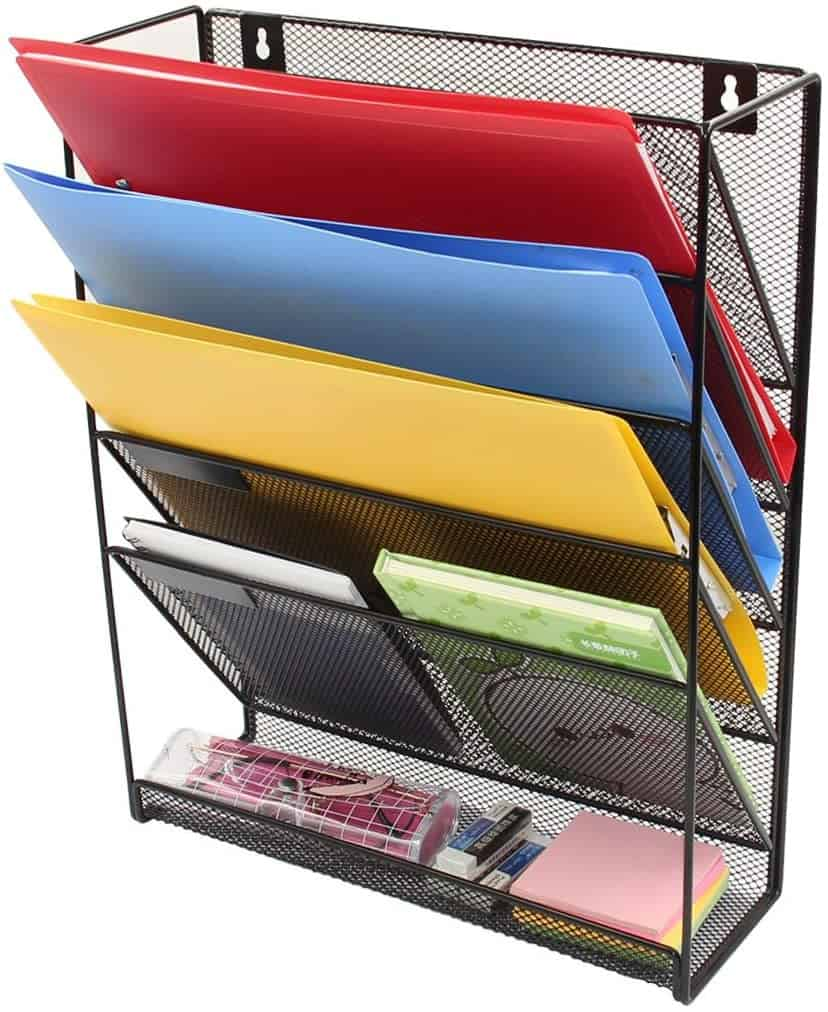 Hanging Wall Organizer, Affordable Cool Office Supplies