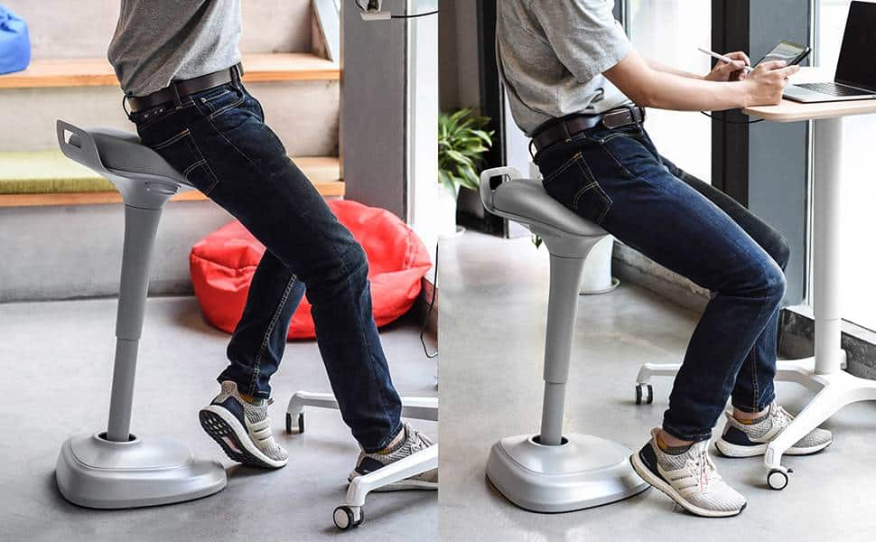 Leaning Sit Stand Chairs