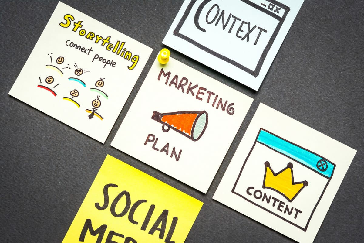 Content is king, article marketing