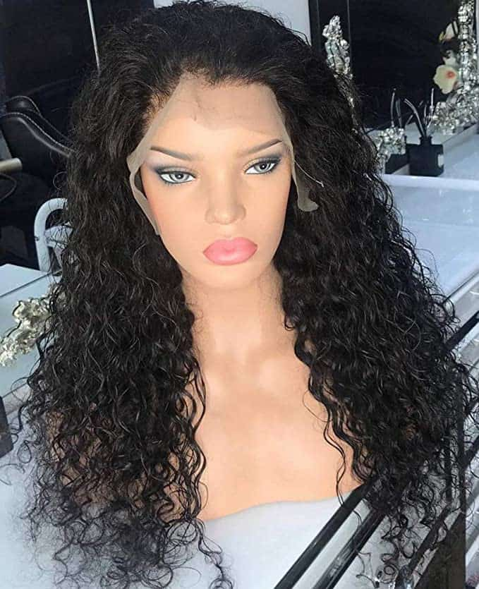 Curly Wigs for Black Women Lace Front Wigs