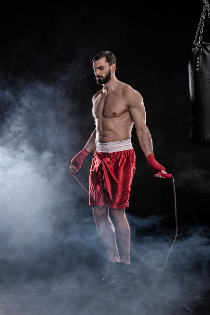 Jump Rope for Boxing Legends