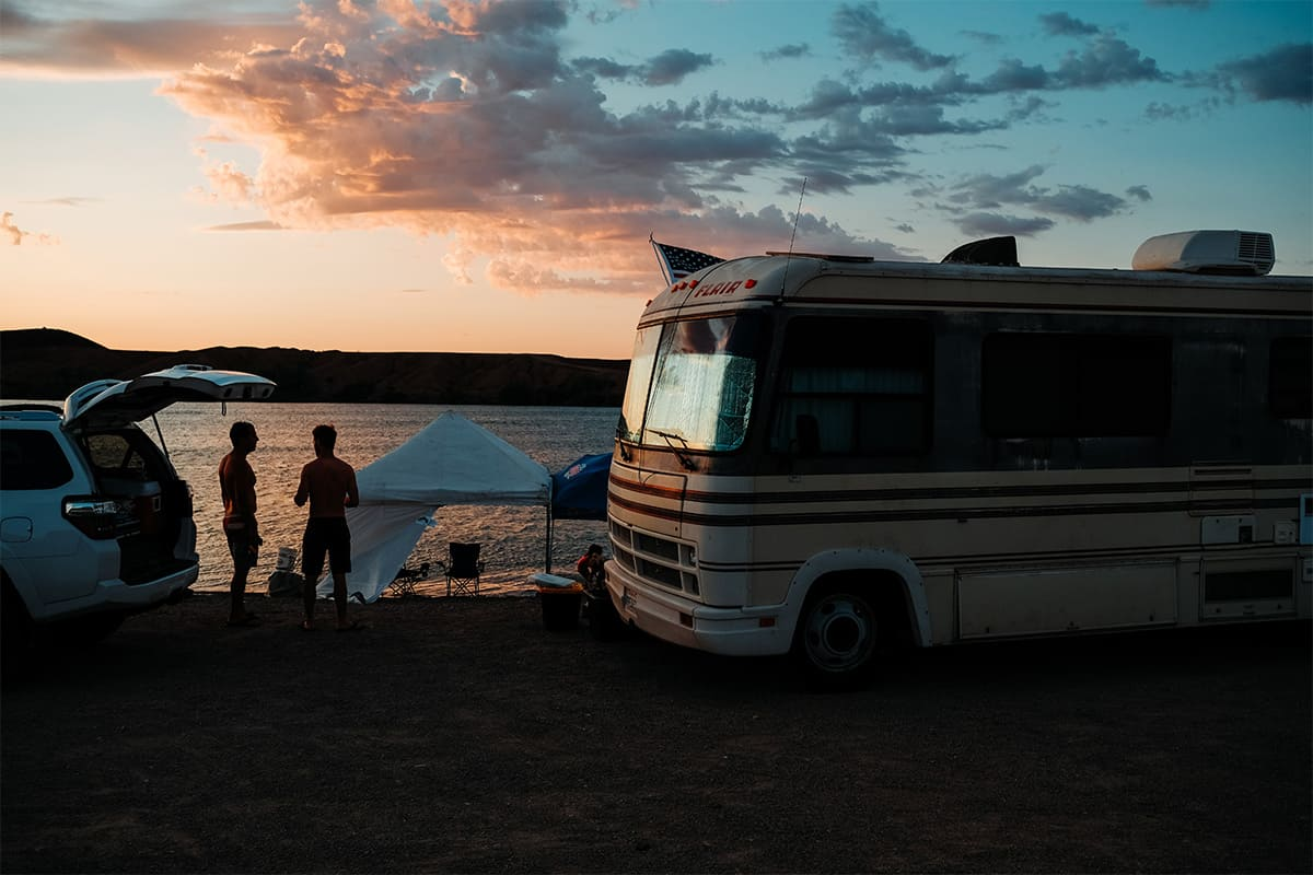 Travel with a Companion with RV