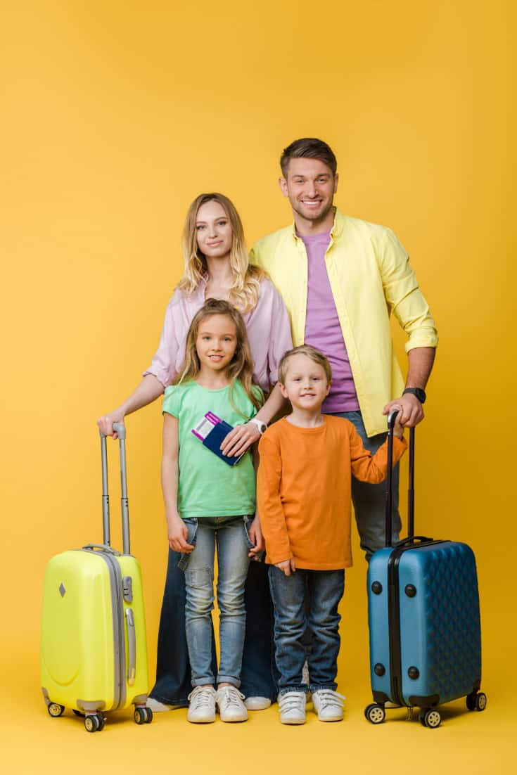 Plan For A Family Trip