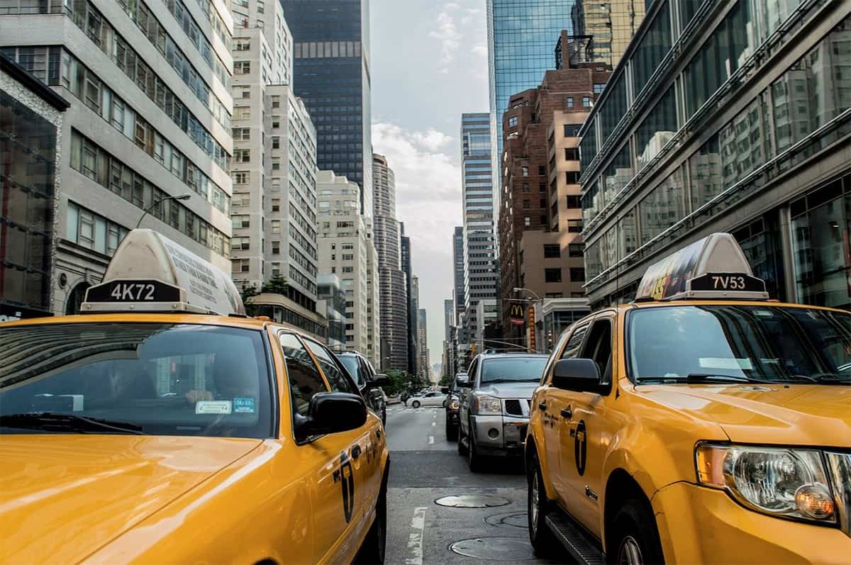 Avoid Taxis in New York