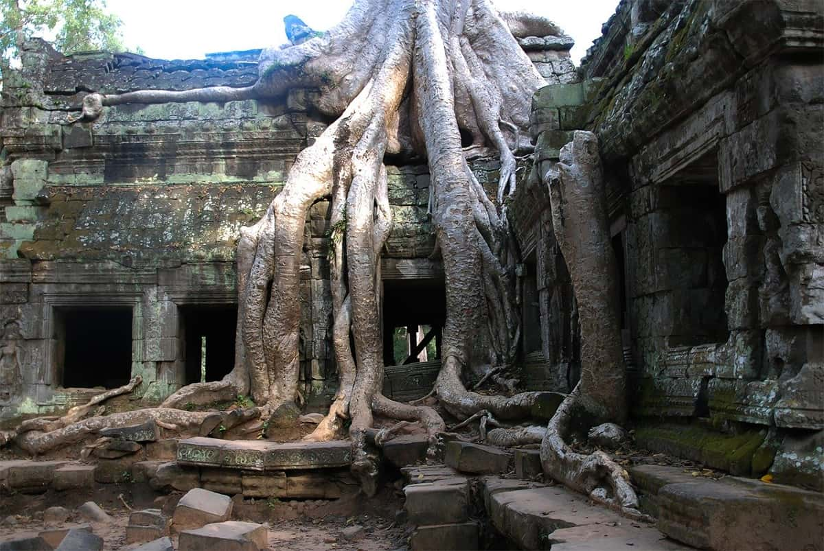 Cambodia is a beautiful destination