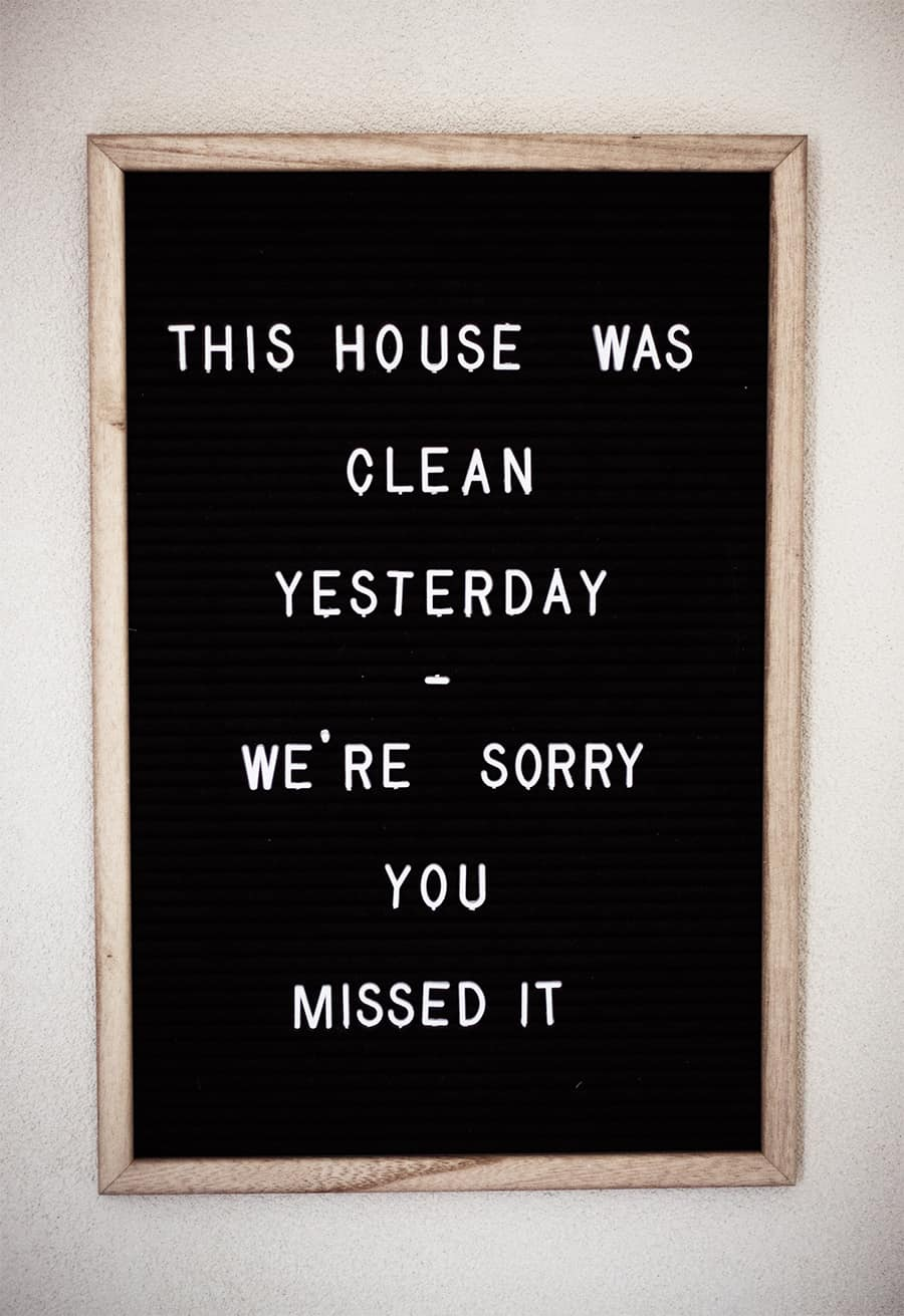 Cleaning Tips for House Sharers