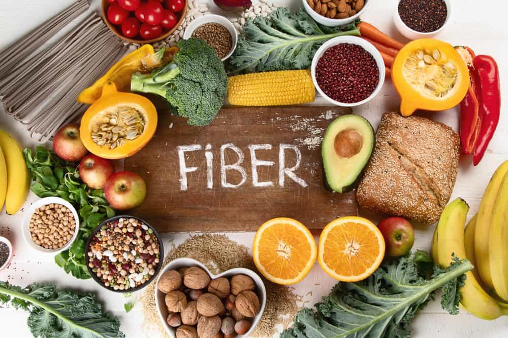 Eat fiber Rich Food