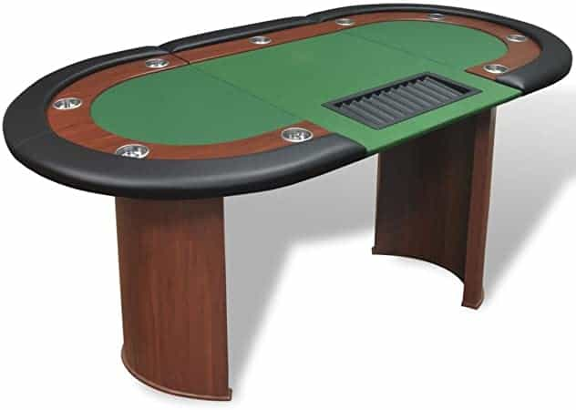 Bargain Home Poker Tables