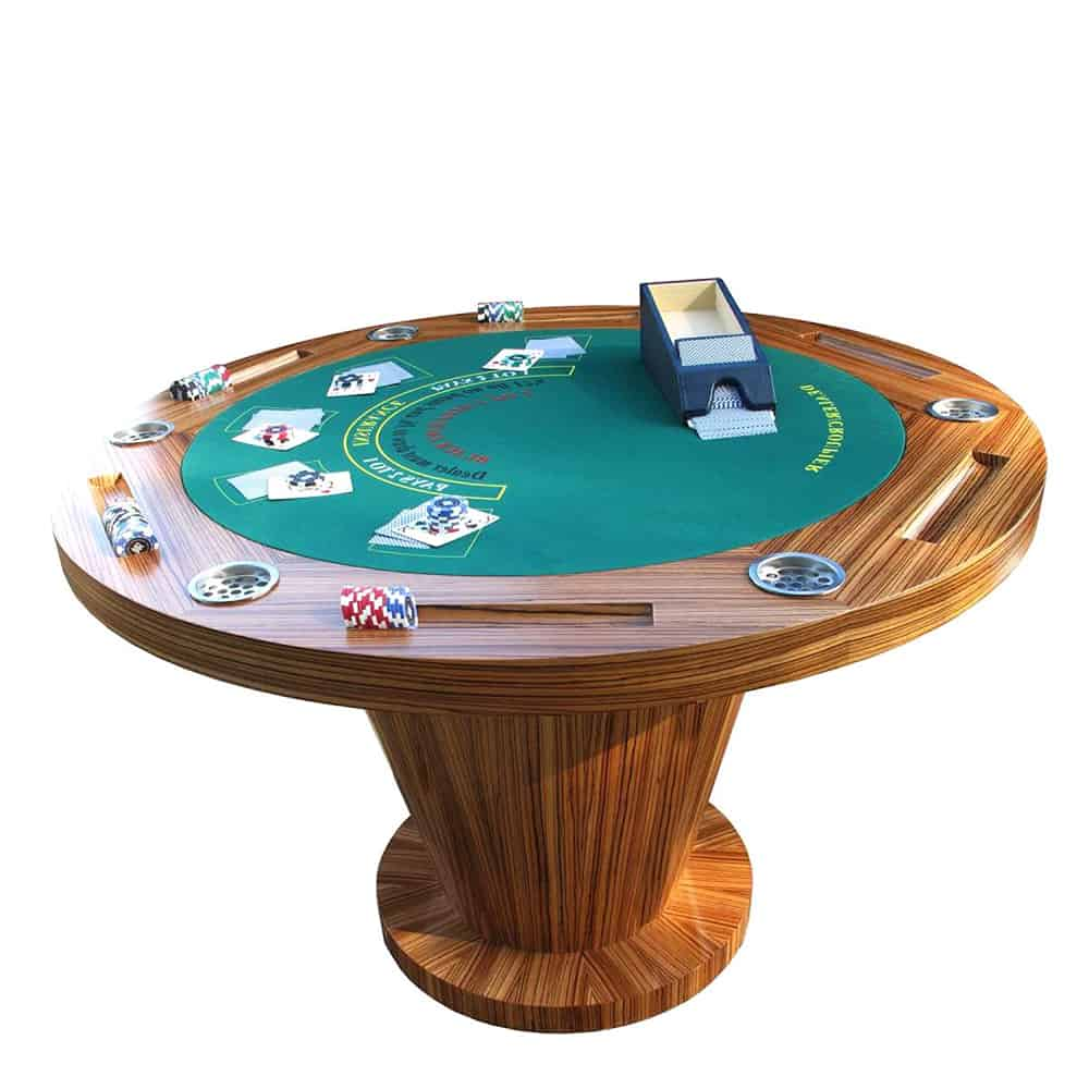 Elite Casino Poker Tables