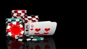 Casino Progressive Baccarat Game