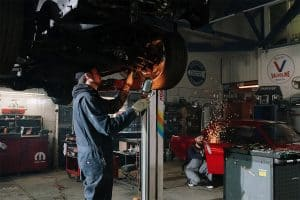 Types of Collision Damage and What Auto Technician Do With It