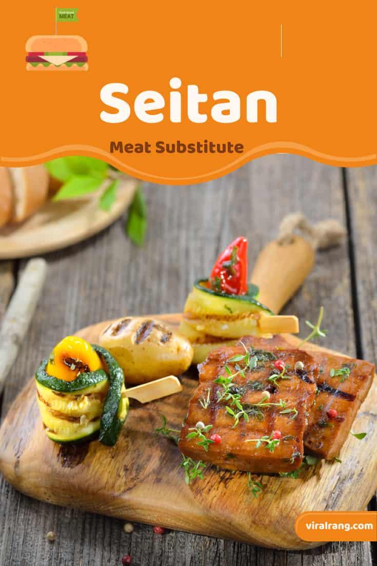 Seitan Meat Substitute