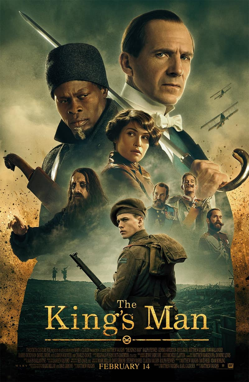 The King's Man Movie 2021