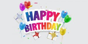 Memorable Happy Birthday Signs