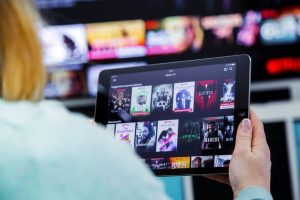 TV shows and movies addiction