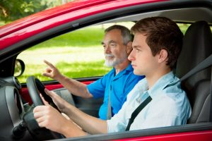 Teen Drivers Don't Learn in Driver's Ed