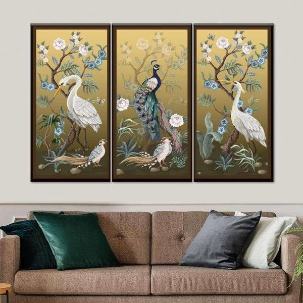 Selecting Wall Art by Color