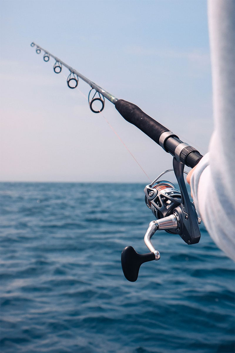 The State of the Fishing Equipment
