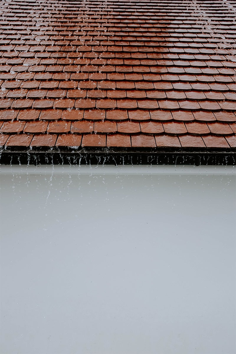 Check out your roof's flashing