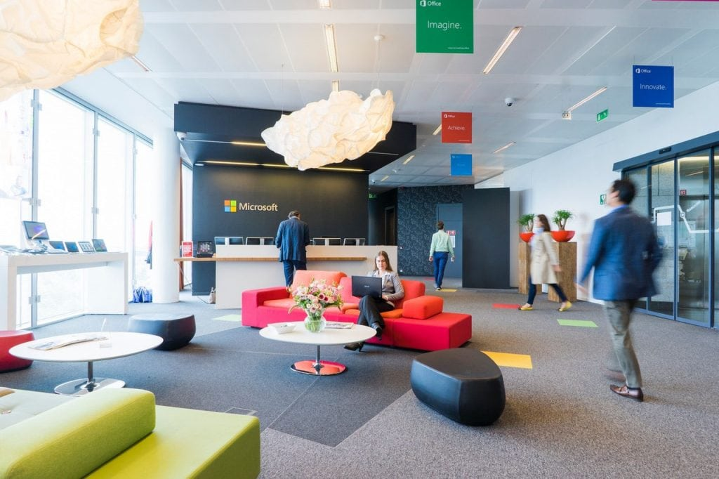 Downsize Your Office Space and Create a More Dynamic Work Environment