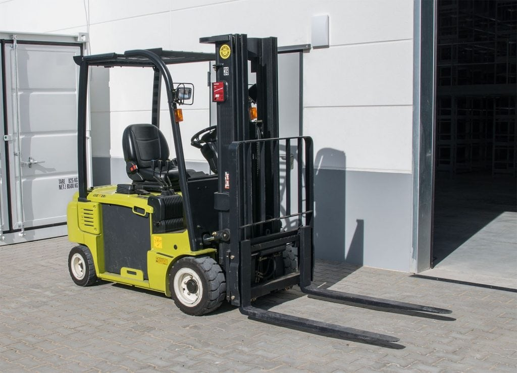 Forklift and How to Keep Good Maintenance
