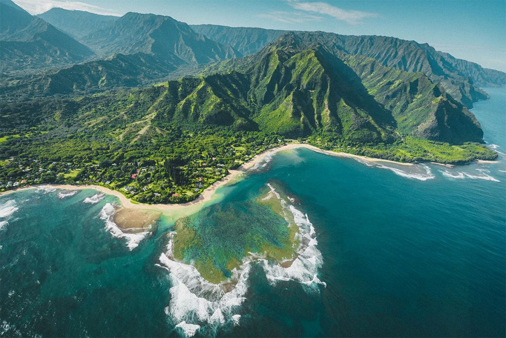 Don't Overlook the Scenery in Hawaii