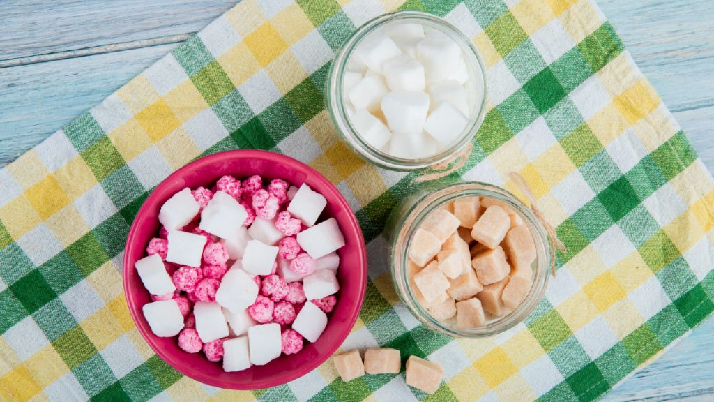 Fructose, Glucose, and Other Forms of Sugar