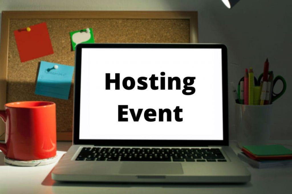 Hosting Event