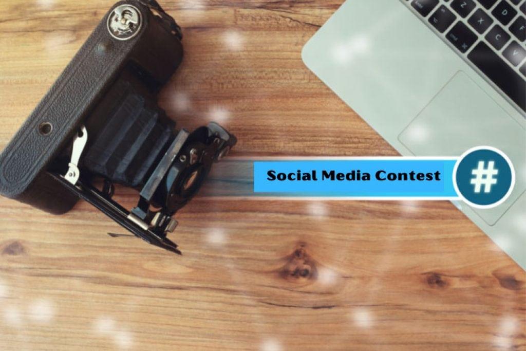 A Social Media Contest