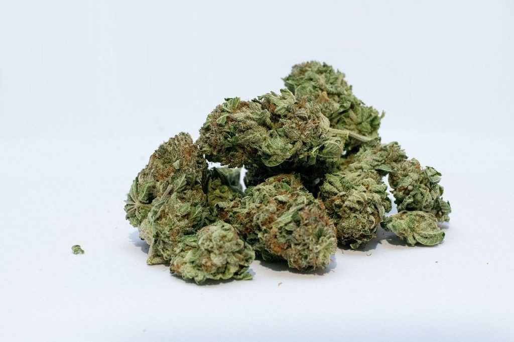 Weed Help Reduce Stress