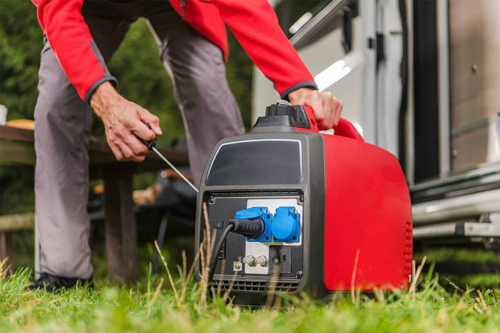 Five tips for running a generator safely