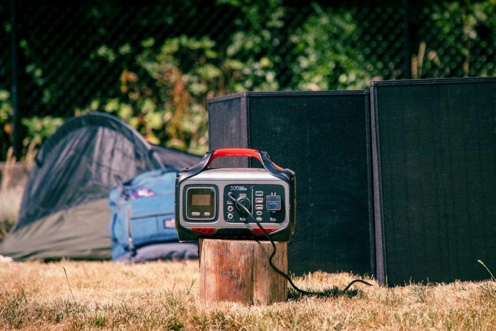 Precautions when using a generator